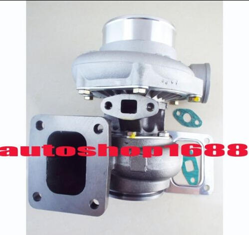 T66-4 GT35 GT3584 T4 T04Z T04R T04S a/r 0.70 anti-surge a/r .81 T4 flange 3.00 inch V-band water and oil cooled<br><br>Aliexpress