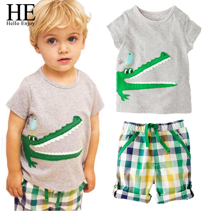 Aliexpress.com  Buy Baby Sport Suits Summer Children Clothing Set Baby Boy Set Short Plaid O ...