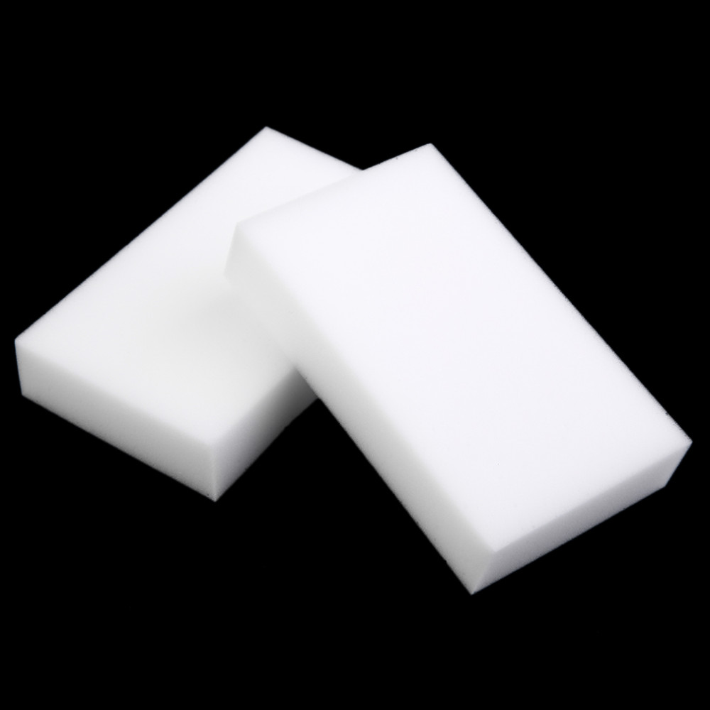 ,White Magic Sponge Eraser Melamine Cleaner,multi-functional Cleaning 100x60x10mm 40 - JUFANG Store store