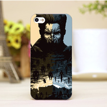 pz0004-2-16 For X-Man Movie Poster Design Customized cellphone transparent cover cases for iphone 4 5 5c 5s 6 6plus Hard Shell