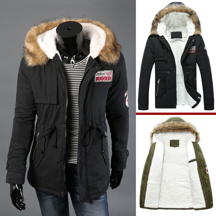 Find great deals on eBay for mens winter parkas. Shop with confidence. Skip to main content. eBay: Shop by category. Mens Hooded Parka Winter Jacket Coat Down Cotton Zipper Thick Outwear Fur Collar. Brand New · Unbranded. $ Buy It Now. Free Shipping. SPONSORED.