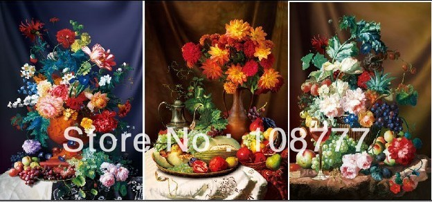 HD 3D stereoscopic paintings/3D picture/size25*35/Retail orwholesale /three picture change/2013 new!A011