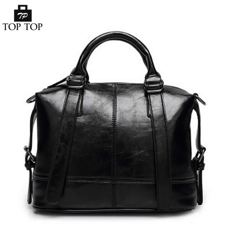 2016 New Fashion Genuine Leather Handbags Womens Motorcycle Bag Shoulder Crossbody Bags Crossbody Ladies Elegant Messenger bag<br><br>Aliexpress