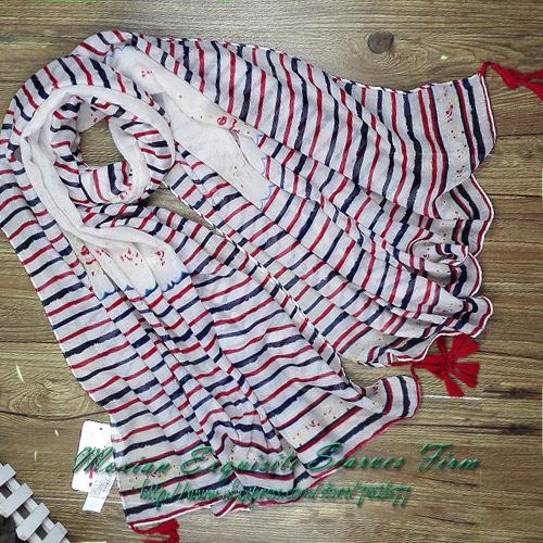 Free Shipping Retail Japanese Style Cotton & Linen Women Fashion Winter Pashmina / Wrap / Scarves / Shawl(China (Mainland))