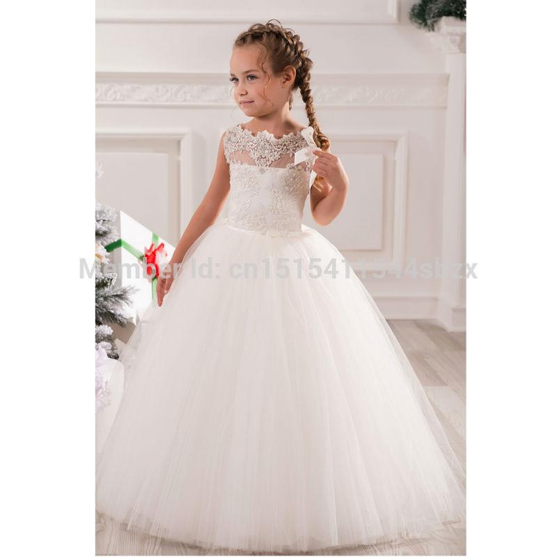 Online Get Cheap Girl White Prom Dresses -Aliexpress.com | Alibaba ...