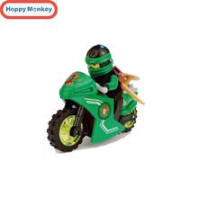 Brinquedos para as crianças Ninjago Garmadon legoingly Mavel Estrela Yoda Yoda de Star Wars Léia X homem Inverno Quente Soldado Figuras Spiderman zk20(China)