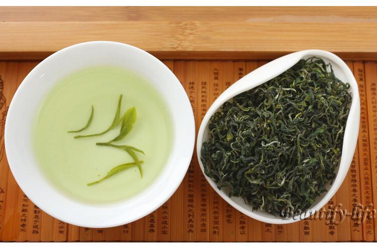 Гаджет  250g Peach Flavour Biluochun Tea, 2014 First Spring green tea, Fresh Bi Luo Chun green tea,CLB03T None Еда