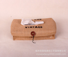 zakka storage manufacturers specializing in the production of tissue boxes wholesale linen pumping tissue boxes