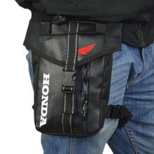 New Men Oxford Waterproof Leg Bag Drop Fanny Waist Belt Hip Bum Motorcycle Ride Messenger Shoulder Cell Phone Pocket Pack Purse