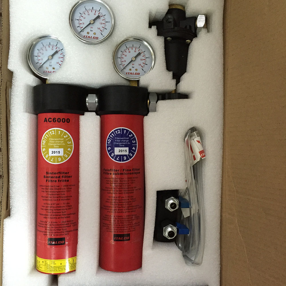 SAT0068 Professional Automotive Refinishing Oil Water Separator High Quality Air Filter(China (Mainland))