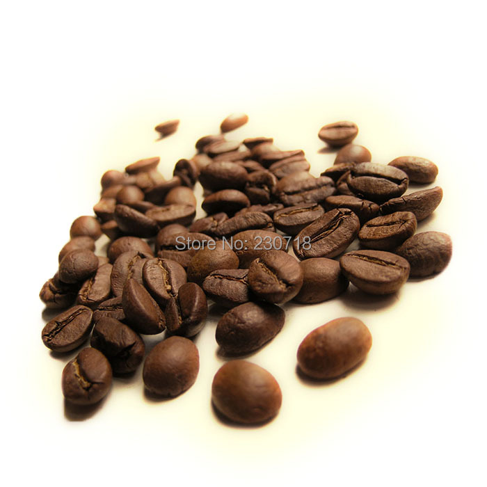 China Yunnan Roasted Coffee Small Bean AAA 454g Free Shipping Fresh