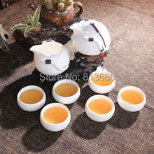 2014 new celadon ceramic set yixing teapot kung fu tea set 8pc-teacupwithout teatray drinkware free shipping