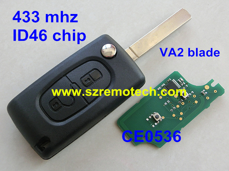 Acquista all 39 ingrosso online chip key citroen da grossisti for A buon mercato 2 box auto