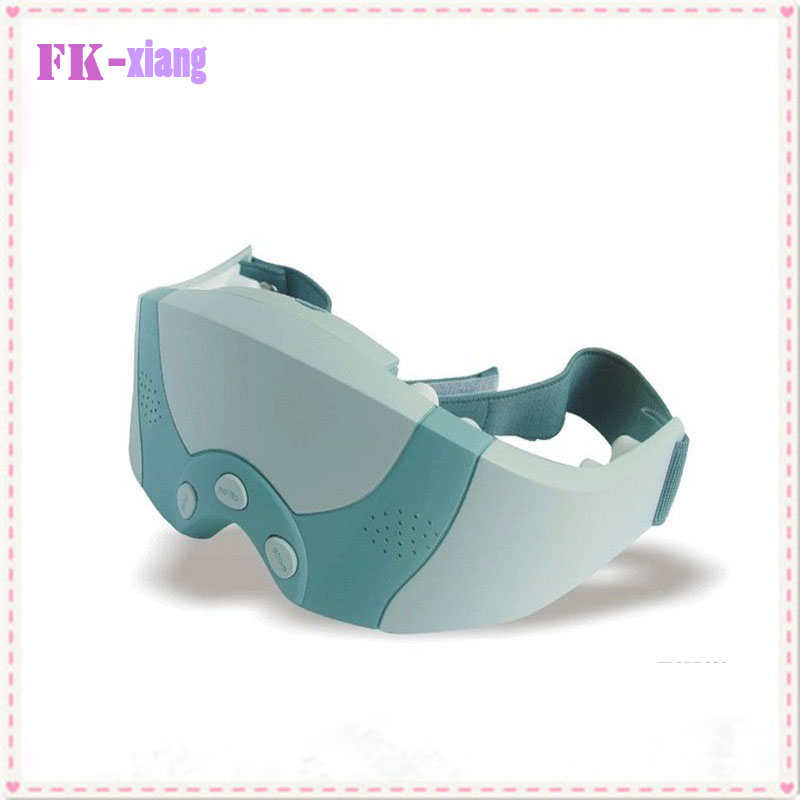 Electric Eye Massager. Body Health Care Massage Alleviate Fatigue Head Stress Tension Relief Tool(China (Mainland))