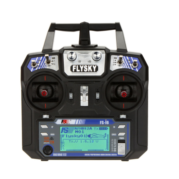 Flysky FS - I6 2.4GHz 6CH Transmitter With LCD Display For RC Aircraft Models Receiver For RC Helicopter Plane Quadcopter Glider(China (Mainland))