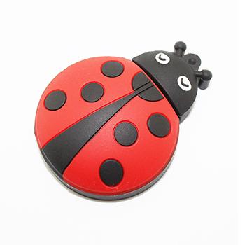 Cartoon animal new ladybird beetle shape USB Flash Drive memory stick pen drive Real 2G 4GB 8GB 16GB 32GB pendrive Free shipping(China (Mainland))