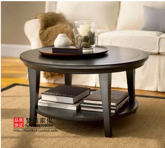Custom Coffee Table A Few Rounded Edges Neoclassical French American Country To Do The Old
