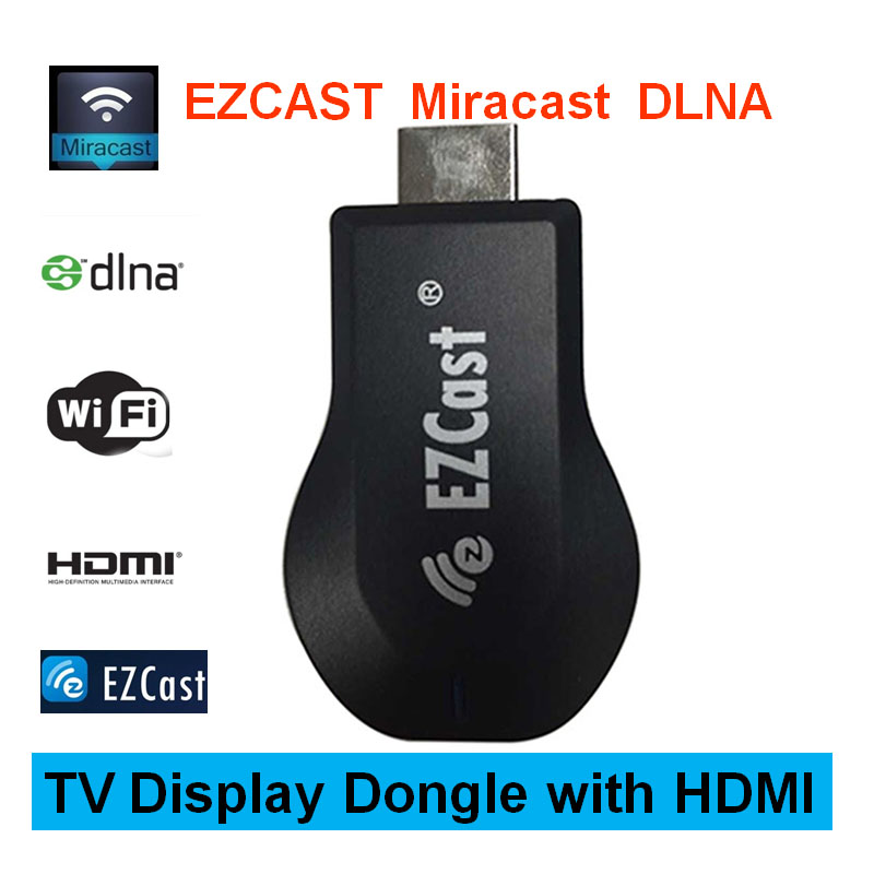 2014 Newest EZCast Version 3 miracast router adapter dlna box display Wi-Fi display box sharer vsmart v5ii miracast dongle(China (Mainland))