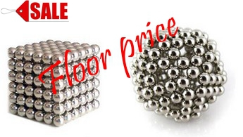 216 pcs Diameter 3mm nickel The Neocube neodymium Toy Neo Cubes Puzzle Cube Toy Sphere Magnet Magnetic Bucky Balls(China (Mainland))