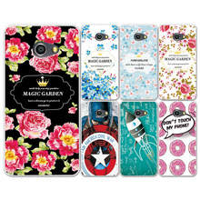 "Buy Ample Soft Silicone LG K5 X220 Q6 Phone Case Colored Flower Painting Back Protector Cover LG K 5 Q6 5.0"" Capa + Gift for $1.88 in AliExpress store"
