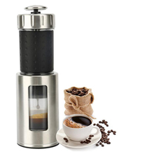 Manual Coffee Maker Hand Pressure Portable Espresso coffee and cappuccino