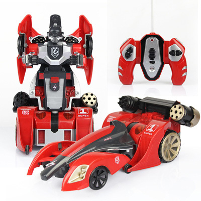 RC Car Electric Toy 2015 Hot Sell Robot RC Car Voiture Telecommande Super Promotion Children's Electric Cars(China (Mainland))