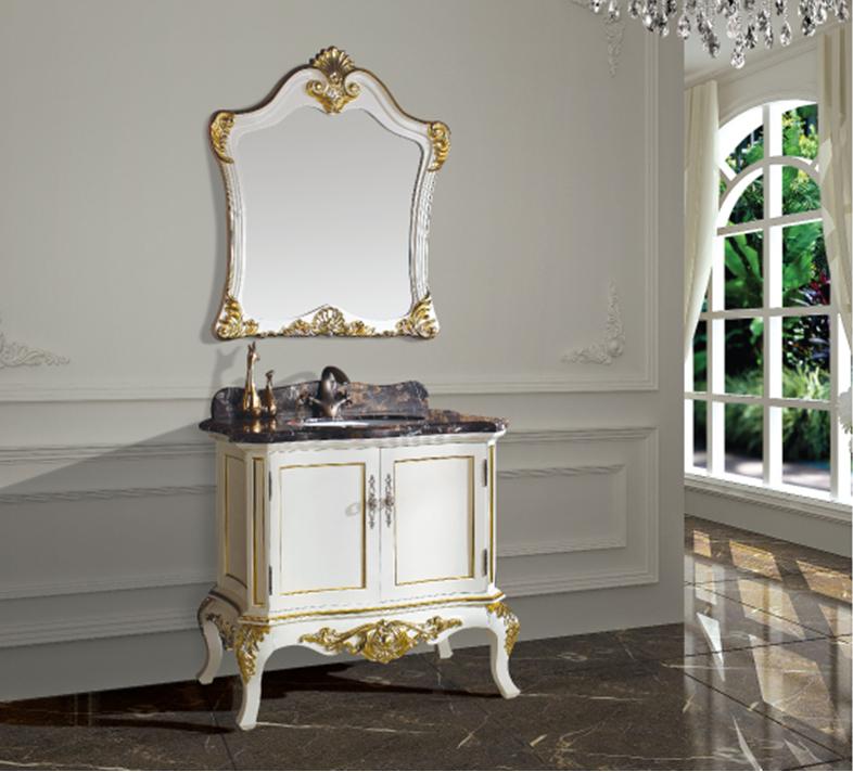 vanity single sink solid wood bathroom cabinets in bathroom vanities