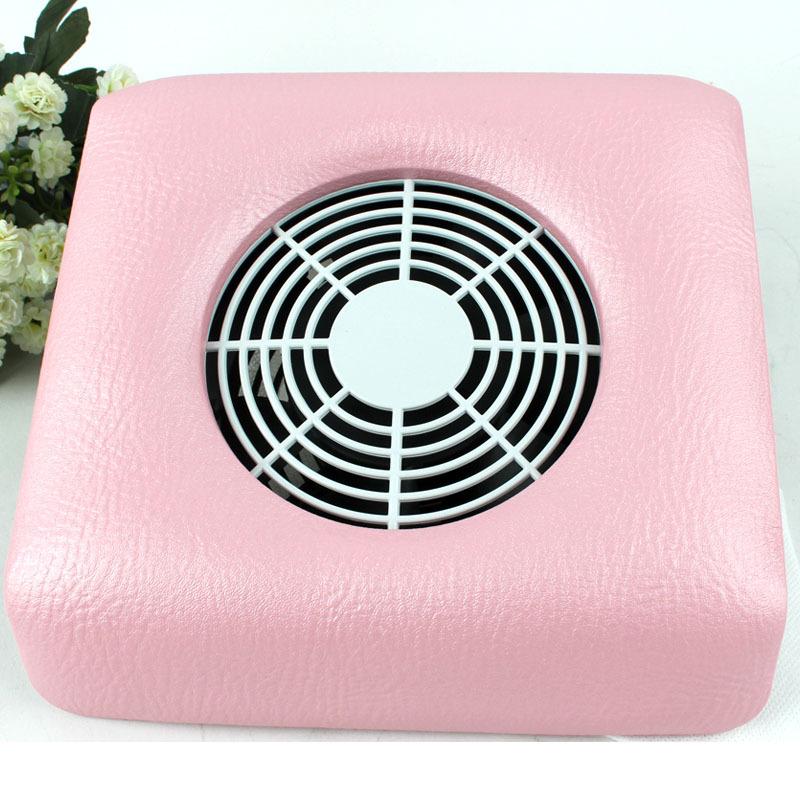 Nail Fan Dryer Art Dust Suction Collector Manicure Filing Acrylic UV Gel Polish Machine Nail Dryer Art Tools Nail Dust Collector(China (Mainland))