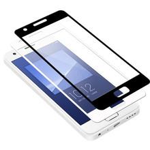 Buy FULL COVERED Tempered glass lenovo zuk z2 z2 pro z2pro screen protector hardness premium 9h tempered glass film for $1.22 in AliExpress store