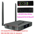 ZIDOO X9S Android TV BOX 2GB 16GB OpenWRT NAS Realtek RTD1295 2 4GHz 5 0GHz WiFi