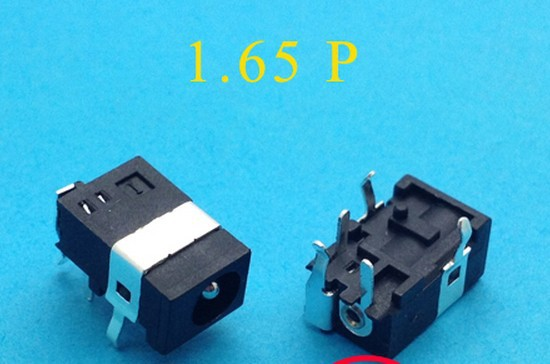New 1.65mm Charging power connector Interface DC Jack for Netbooks small Laptop(China (Mainland))