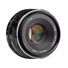 Meike MK-4/3-35-1.7 35mm f1.7 Large Aperture Manual Focus lens For Olympus for Panasonic APS-C  M4/3 systems Mirrorless cameras (China (Mainland))
