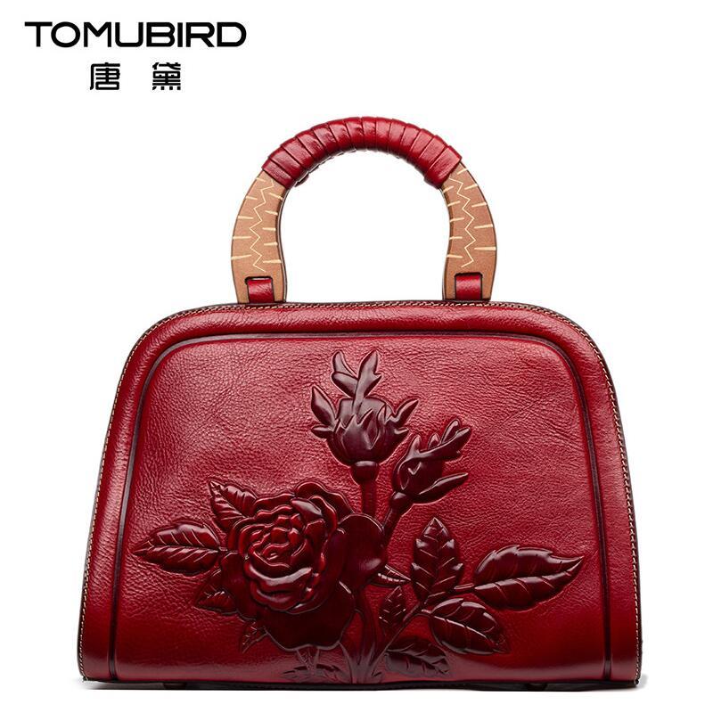 Famous brand top quality Genuine leather women bag 2016 new original embossed handbag Shoulder Messenger Bag Shell package(China (Mainland))
