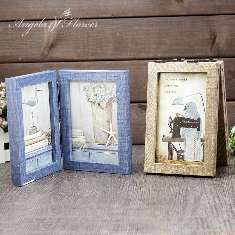 Online get cheap small wood picture frames for Cheap a frames