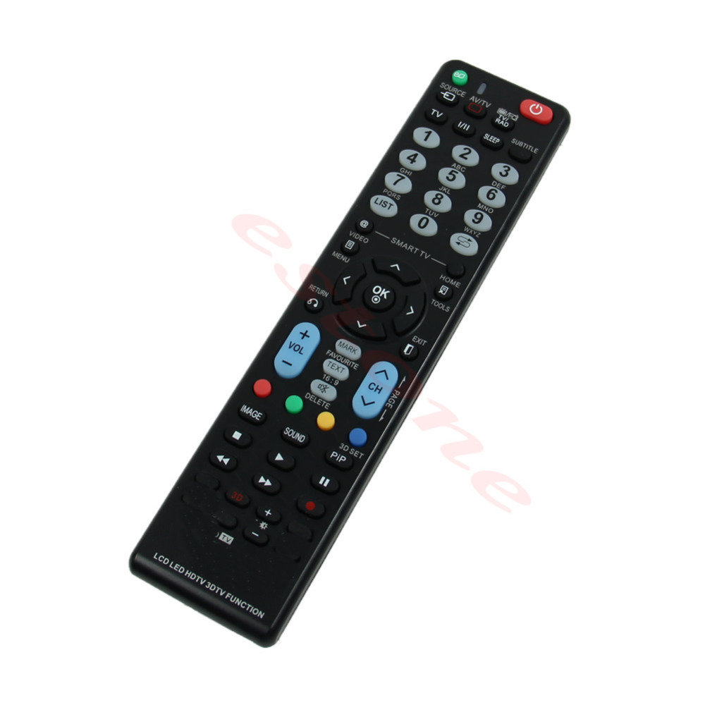 Universal Remote Control E-L905 For LG Use LCD LED HDTV 3DTV Function Free Shipping(China (Mainland))