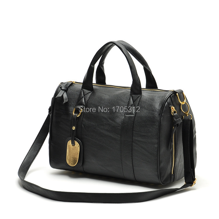 Woman Bags Fashion 2015 Designers leather Women Luggage Travel Bags Large Traveling Duffle Sport Bag Gym Leather Carry-on bags(China (Mainland))