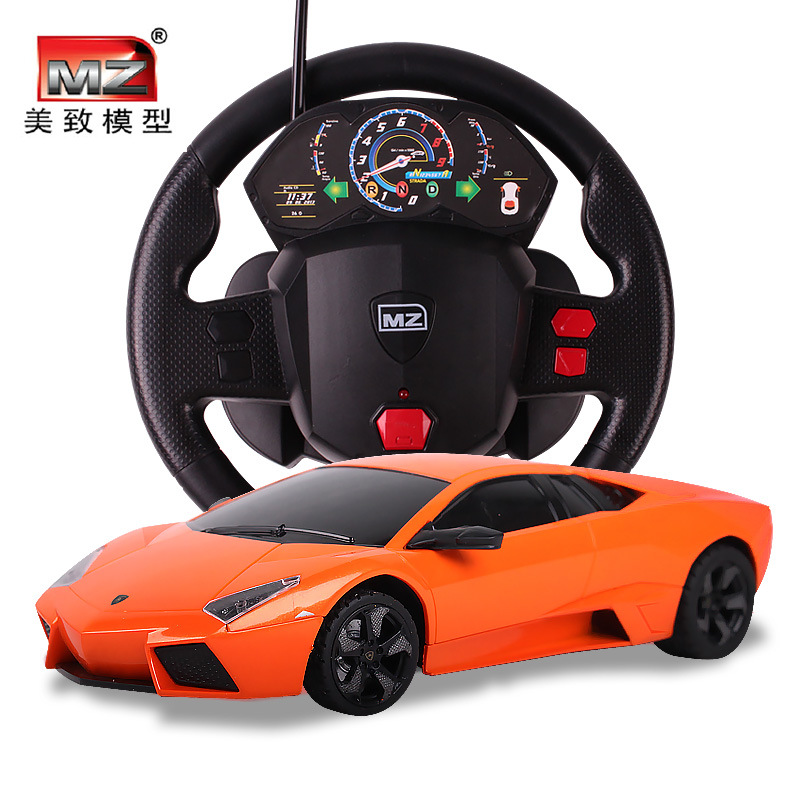 Remote Control Car Model for children RC Car childrens toy Gravity Steering wheel 1:24 1pcs/lot<br><br>Aliexpress