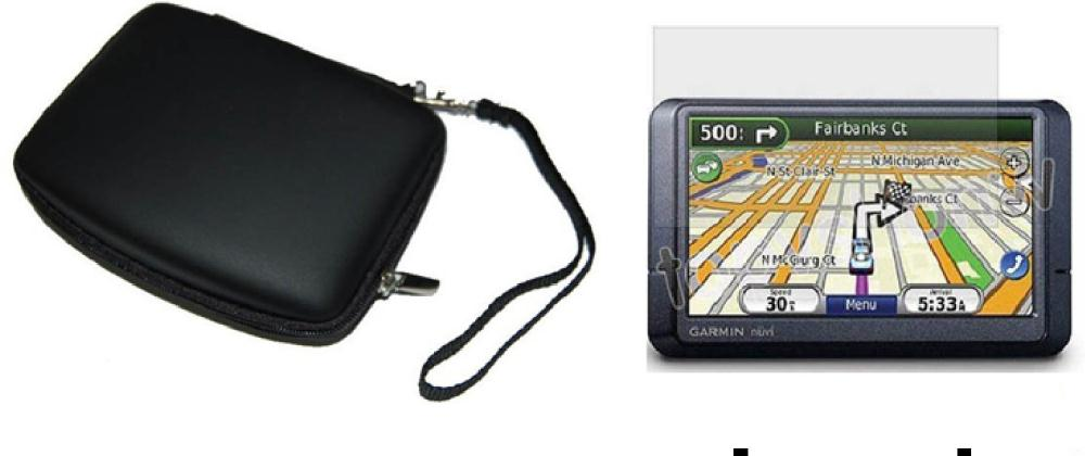 hard Case for Navigon 5100 Portable GPS Navigation Unit()