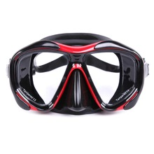 2016 hot sale Whale brand Professional spearfishing scuba myopia and hyperopia gear swimming mask  diving mask goggles MK-2600(China (Mainland))
