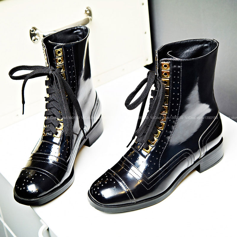 High Quality Patent Leather Boot-Buy Cheap Patent Leather Boot ...