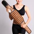 Electric Vibration Heating Belt Massage Belt Thermal Waist Support Back Support Belt For Sale