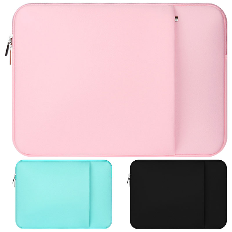 "Neoprene laptop notebook case sleeve bag Clutch Wallet Computer Pocket for 11""12""13""15""15.6"" Macbook Pro Air Retina Carry Bag(China (Mainland))"