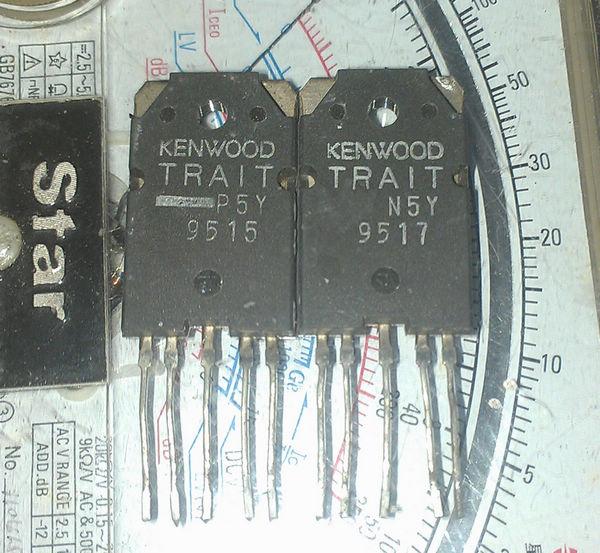 10PCS TRAIT N5Y P5Y N3K P3K(China (Mainland))