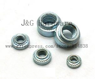 PEM S Metric self clinching nuts Pressure riveting nuts  S-M5-1  1000 pieces<br><br>Aliexpress