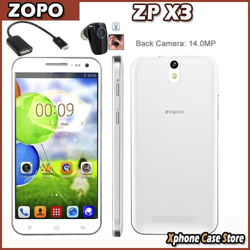 4G ZOPO ZP 3X/MiniHei 3X 5.5''Android 4.4 Cell Phone RAM 3GB+ROM 16GB MTK6595M Octa Core 2.0GHz FDD-LTE WCDMA GSM NFC OTG 14.0MP(China (Mainland))