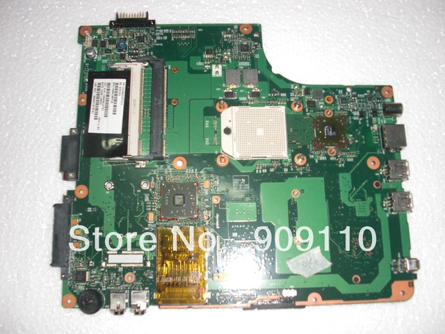 A210 A215  AMD integrated motherboard for T*oshiba laptop A210 A215   V000108710  100%test  work