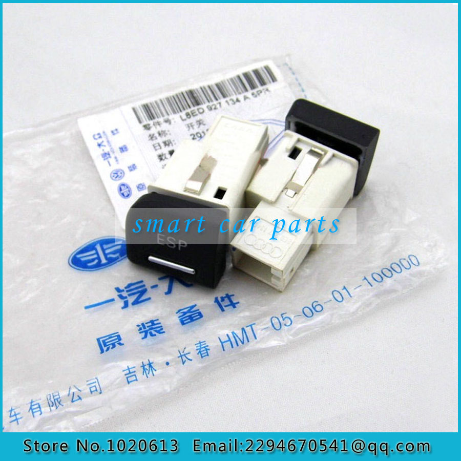 power switch ,parking auxiliary switch ESP switch for A4 B6 B7,Part number:8ED 927 134 A<br><br>Aliexpress