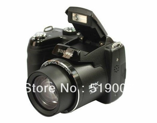 """NEW  DC-D5000 D5000  digital camera with 16.0MP CMOS 3.0""""color LCD 21x optical zoom,5x Digital zoom,Anti-shake,Face Detection"""