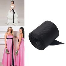 Buy Fashion Women Sweet Bow Knot Satin Ribbon Waistband Waist Belt Soft Wide Self Tie Wrap Around Waist Band Dress Belt 2017 for $1.48 in AliExpress store