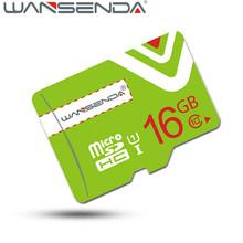 Buy Upgrade Green Wansenda tf 16gb 64gb tf memory card Class 10 4g 8g micro tf card High speed Free ship 32gb TF Card Memory Card for $5.13 in AliExpress store